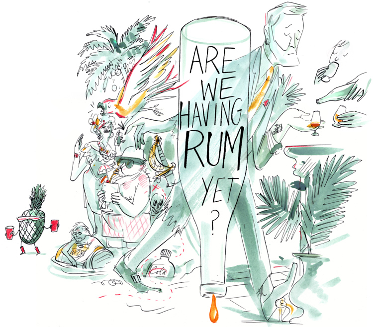 Rum Revival <br> The Globe and Mail