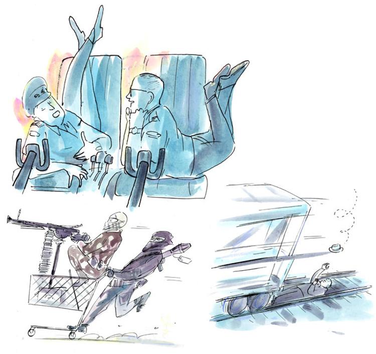 What Do Pilots Talk About On Long Flights <br> Popular Mechanics
