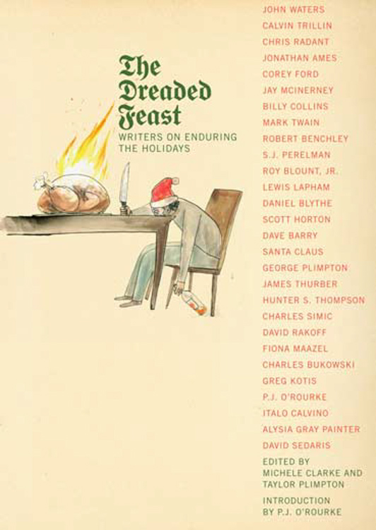 The Dreaded Feast, cover <br> Abrams Inc.
