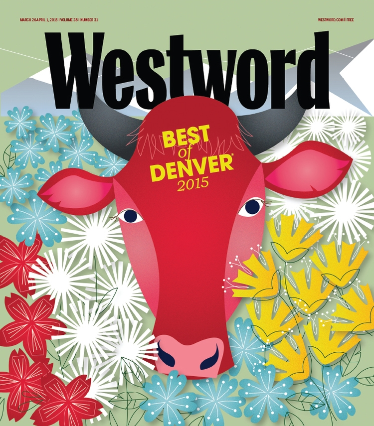 Best of Denver - Cover <br> Westword