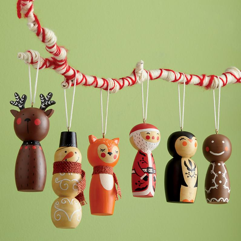 Ornaments <br> The Land of Nod