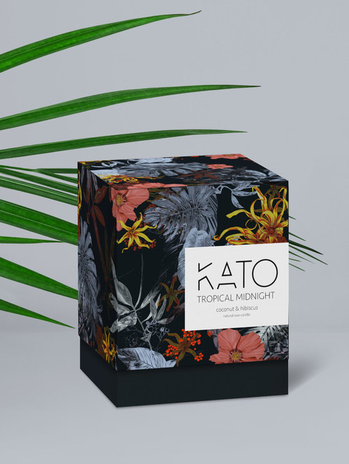 Packaging <br> Kato