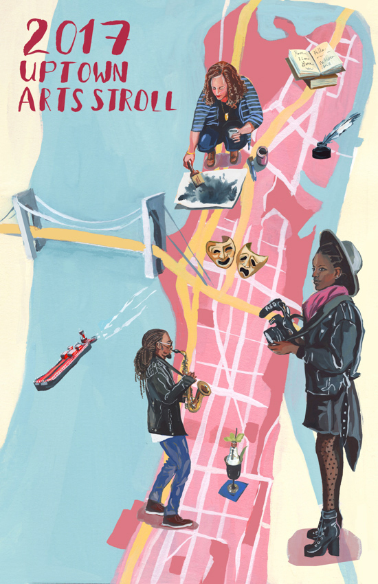 Kirk Art Stroll 2017