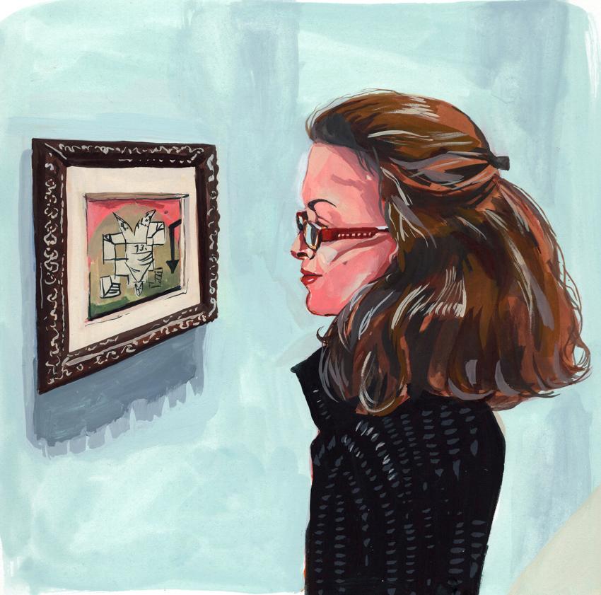 Poli Klee <br> the Met