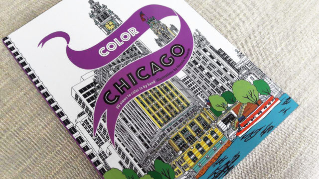 Color Chicago <br> Ivy Press
