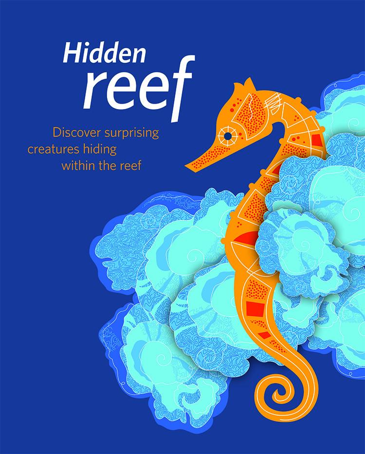 Hidden Reef <br> California Academy of Sciences