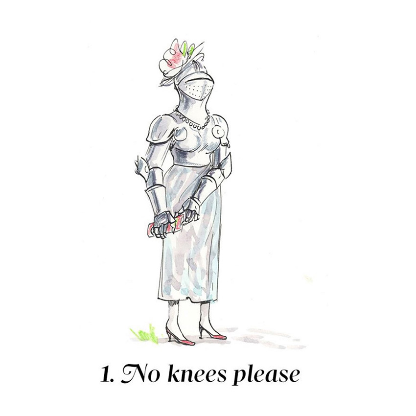 A royal wedding etiquette guide <br> The Globe and Mail