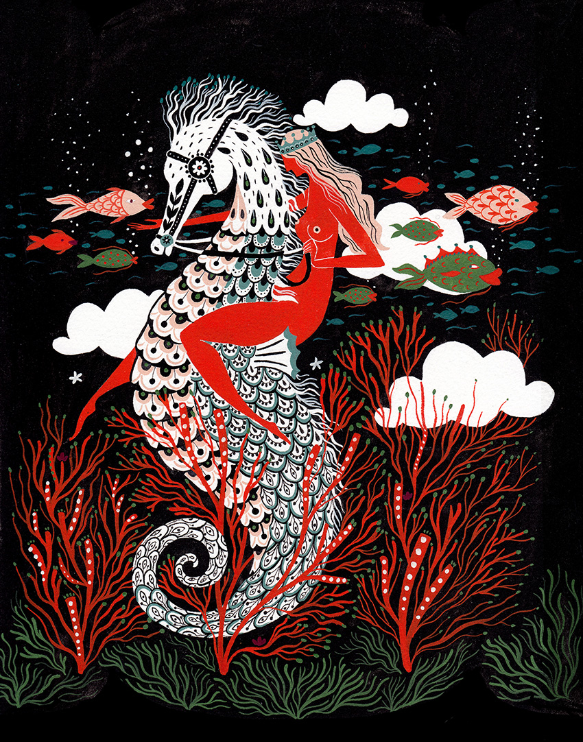 Seaworld Goddess