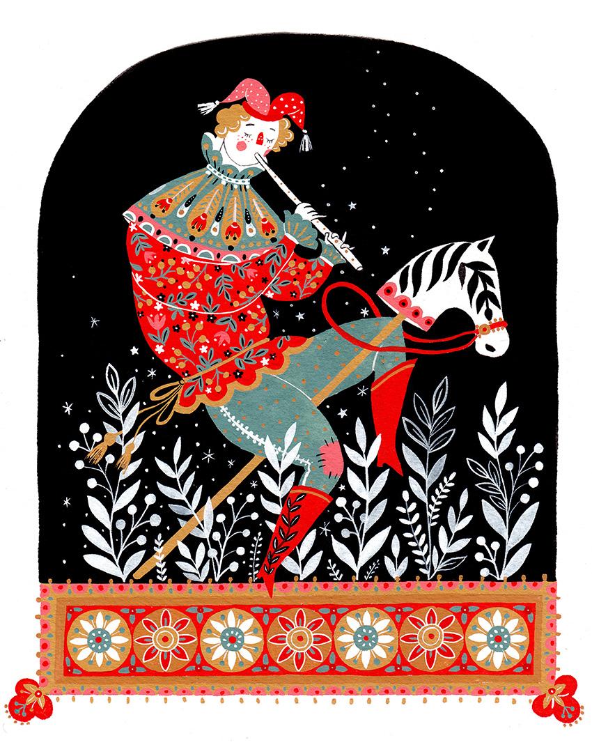 Petrushka <br> Personal Work