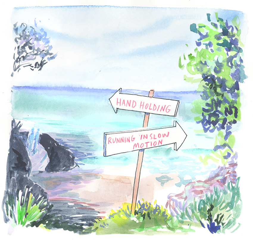 Drews Bay Bermuda<br> Rosewood Conversations