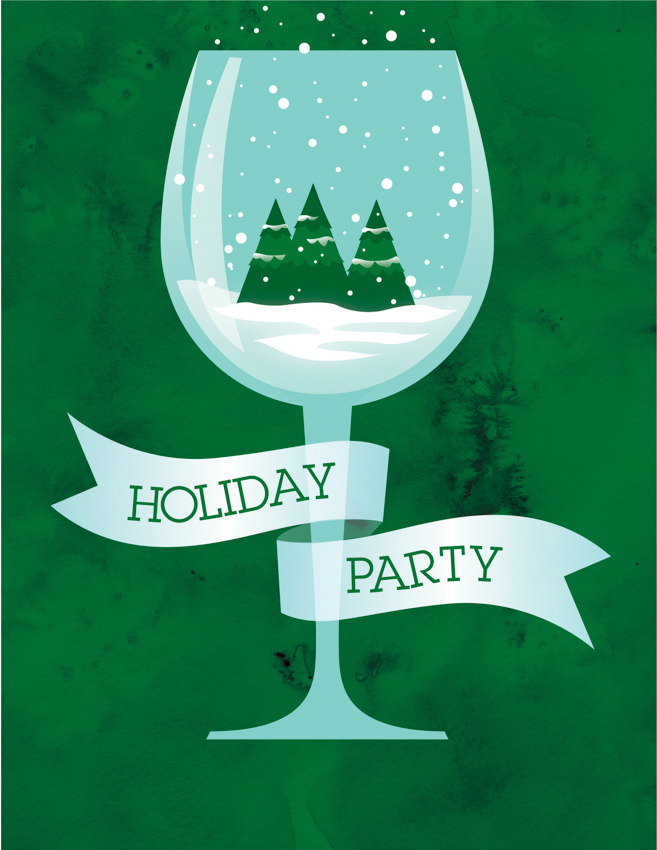 Tiny Prints -Holiday Party <br>Eleanor Grosch