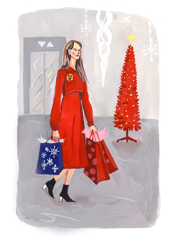 Christmas Elevator<br>Jenny Kroik