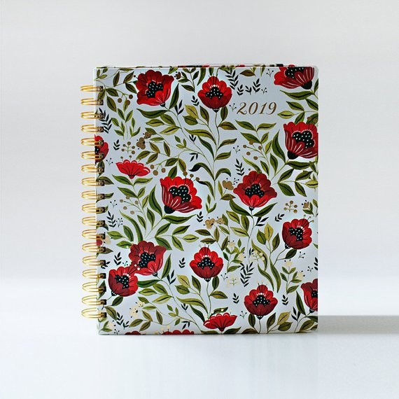 2019 Deluxe Hardcover Planner <br> High Note