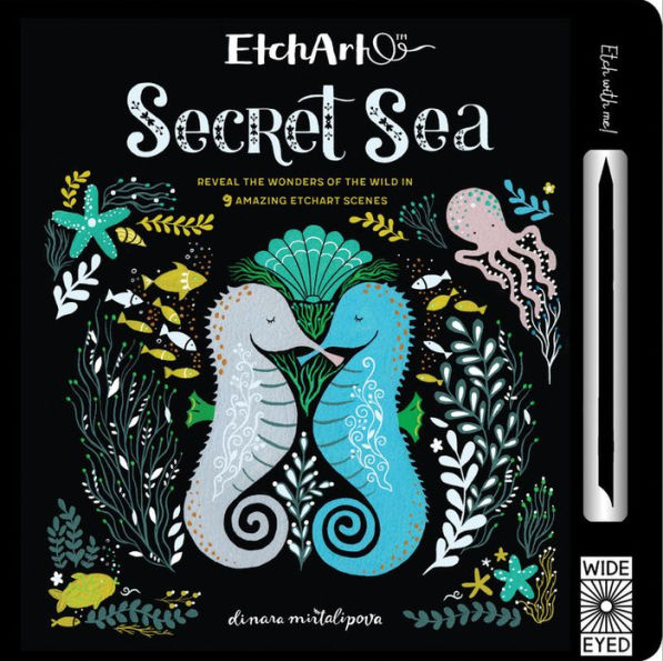 Secret Sea <br> Wide-Eyed Editions