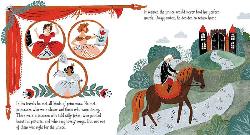 The Princess and The Pea <br> Little Simon