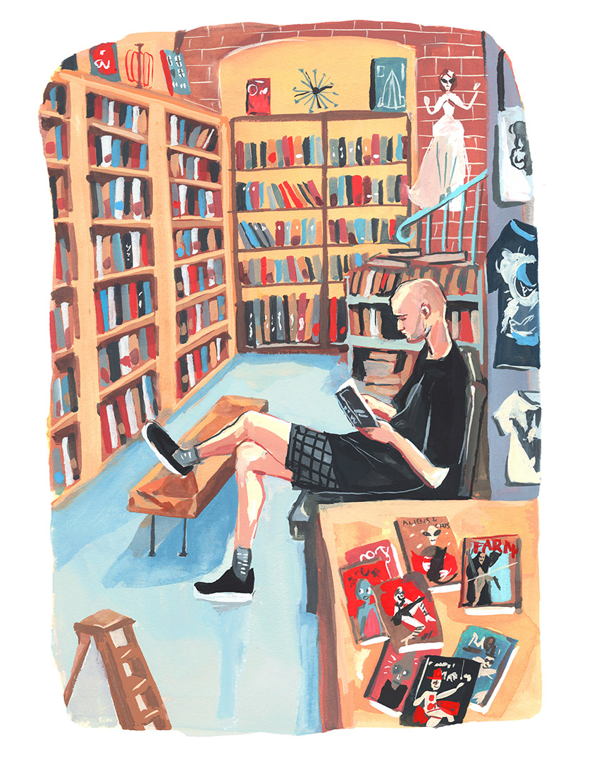 jimmy bookstore