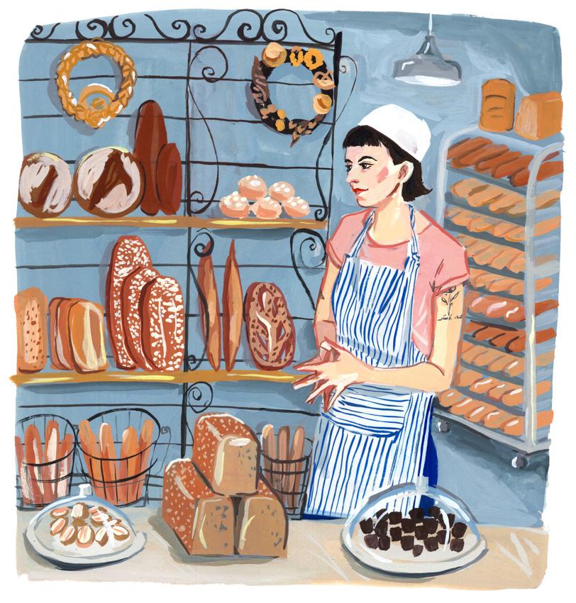Bakery Revisited – Jenny Kroik