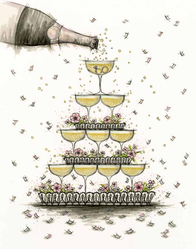 Champagne (Papyrus) – Bella Pilar