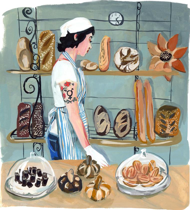 Clear Flour Bakery – Jenny Kroik