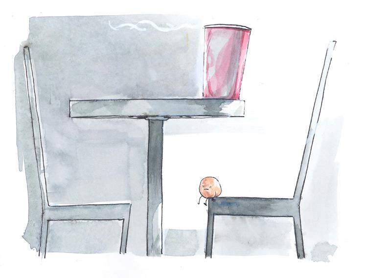 Lonely Timbit – Graham Roumieu