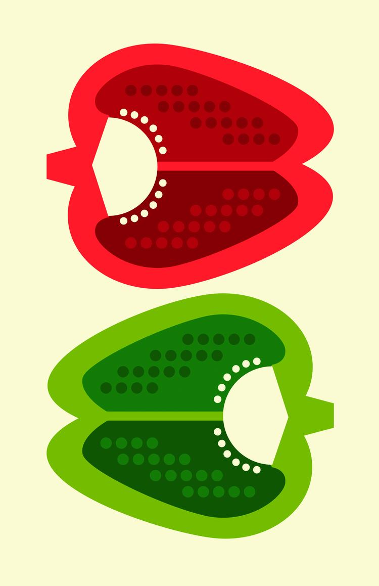 Peppers –Eleanor Grosch
