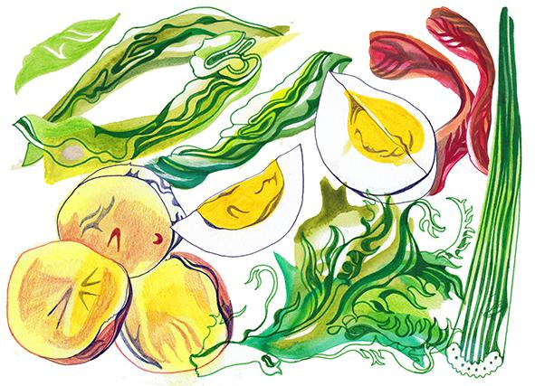 Salad (The Guardian) – Hennie Haworth