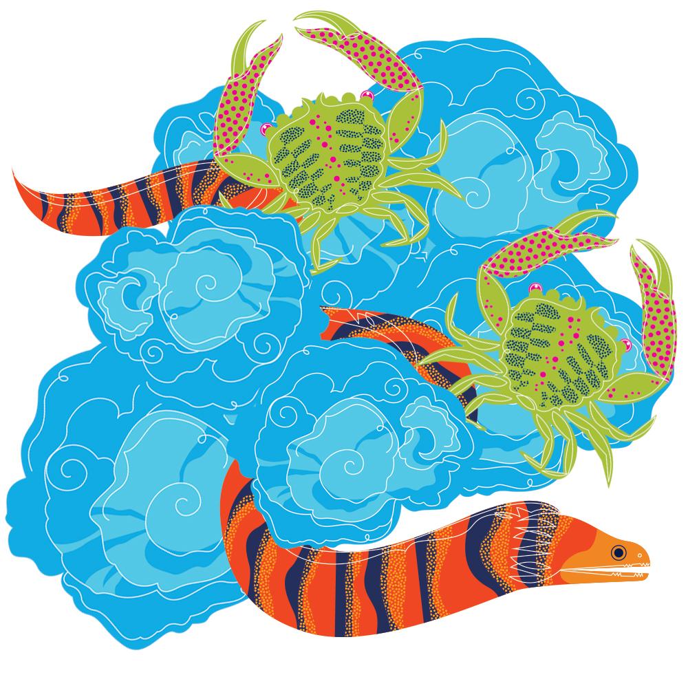 Hidden Reefs - California Academy of Sciences