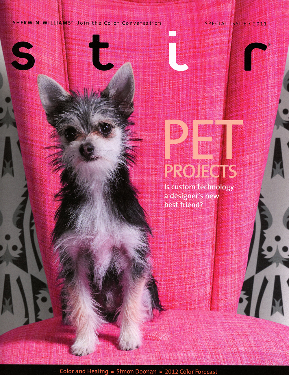 Fabrics Based on Your Pet - Stir Magazine