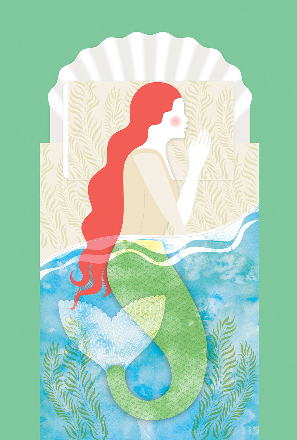 Bedtime Stories: Mermaid