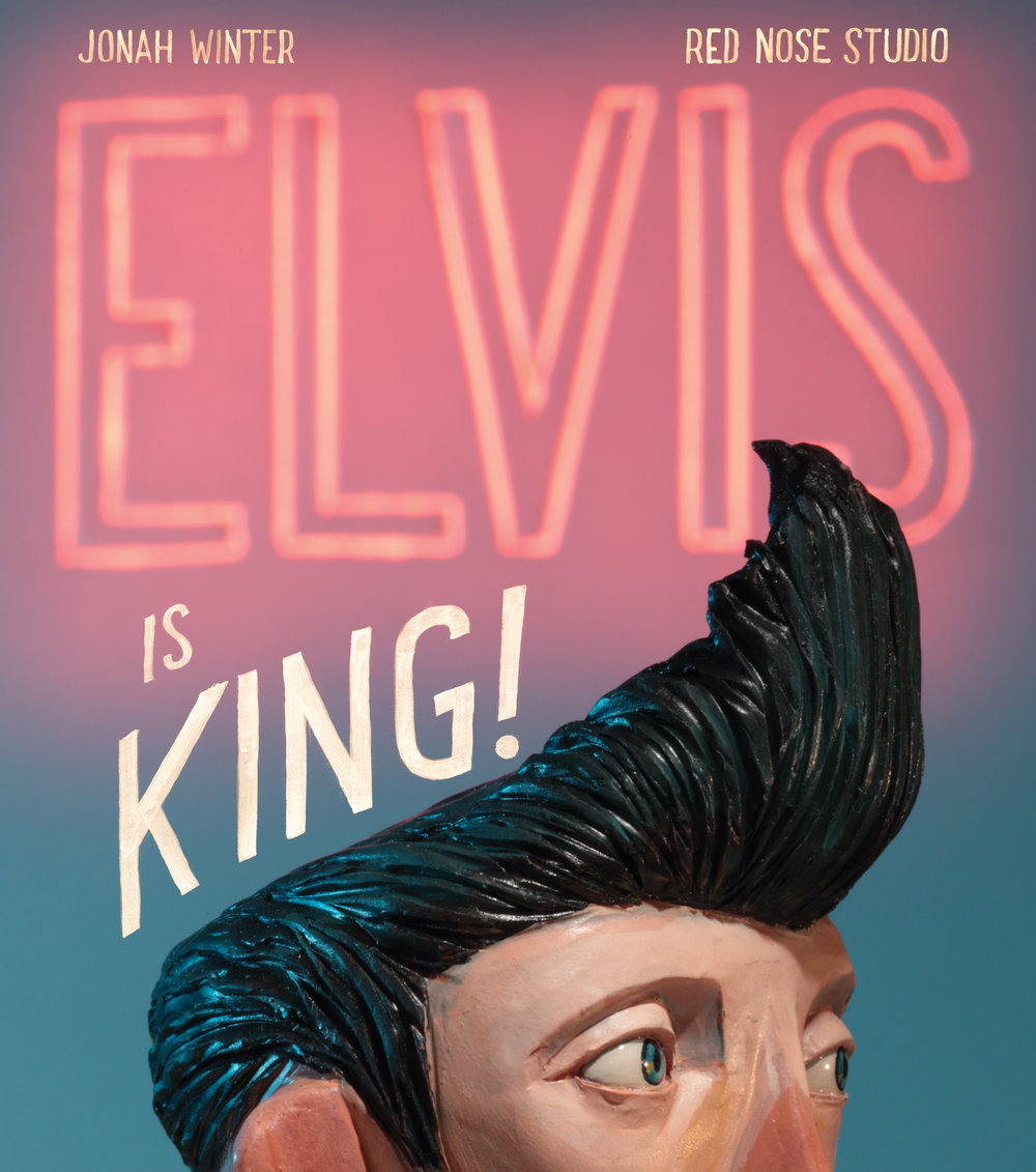 Elvis is King! - Schwartz & Wade