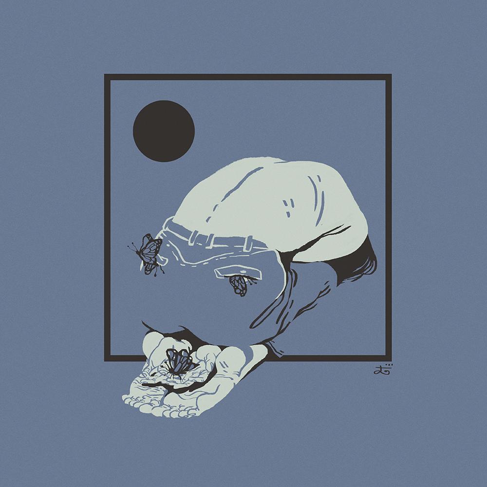 CA 60 2019, SOI 61 2018 - ARTIST: Camelia PhamTITLE: Sadness [Series, 2 of 10]