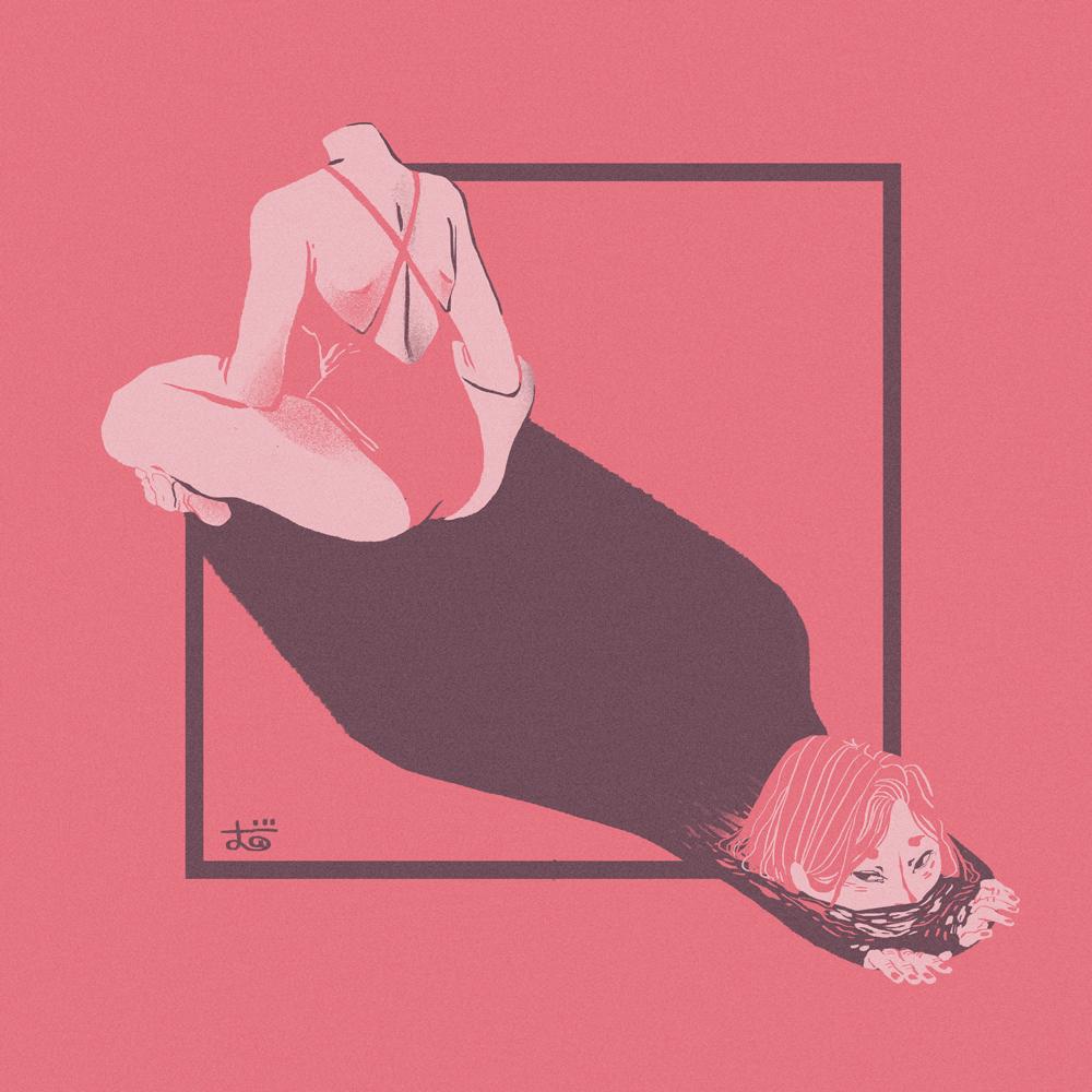 CA 60 2019, SOI 61 2018 - ARTIST: Camelia PhamTITLE: Self Doubt [Series, 9 of 10]