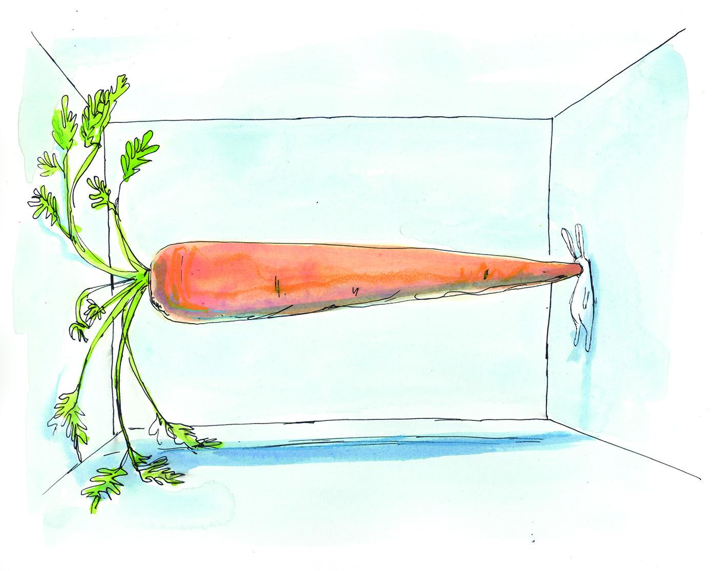 AI 32 2013 - ARTIST: Graham RoumieuTITLE: Carrot