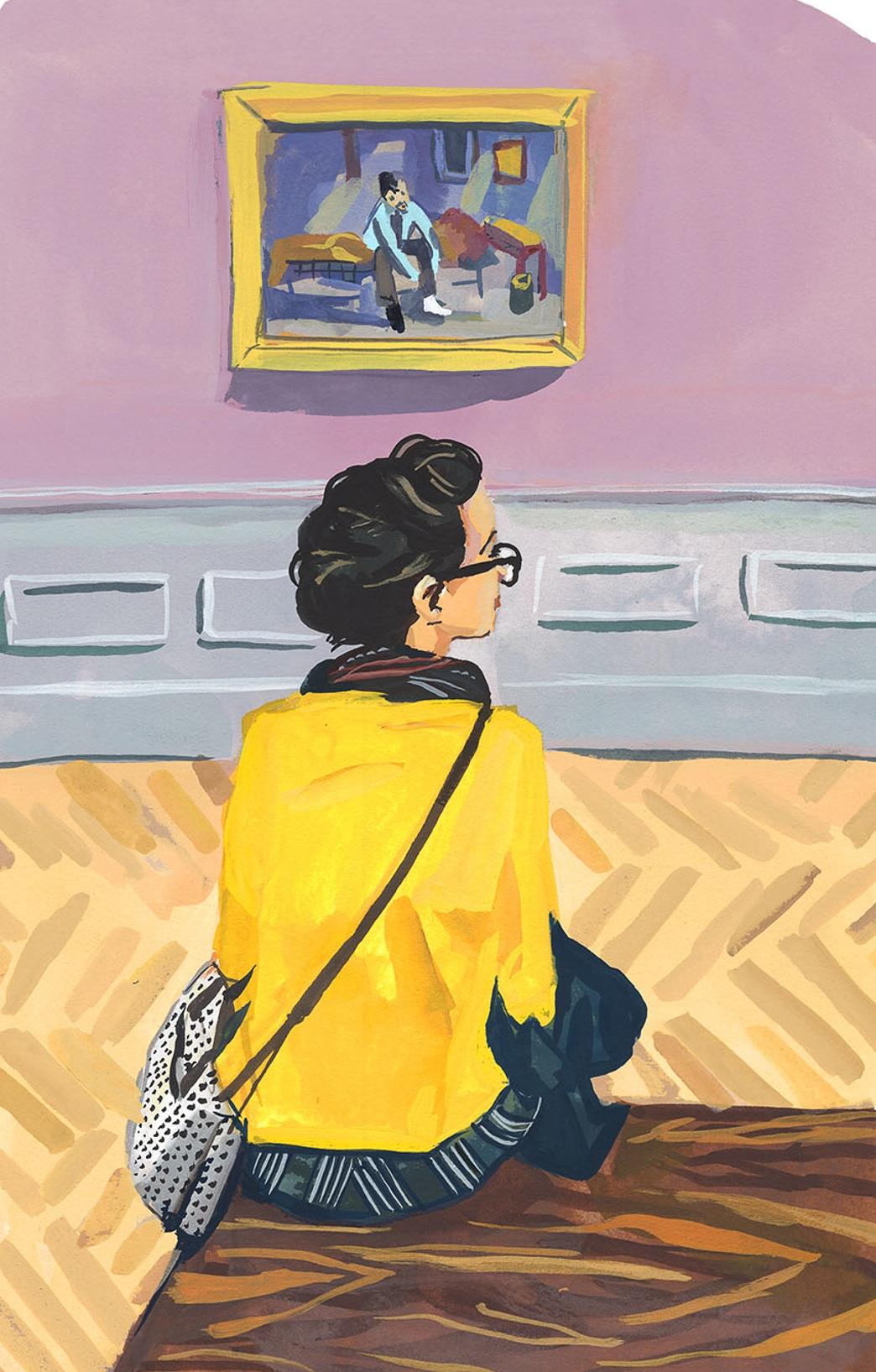 SOI 61 2018 - ARTIST: Jenny KroikTITLE: Shoe Tying [Series, 2 of 6]
