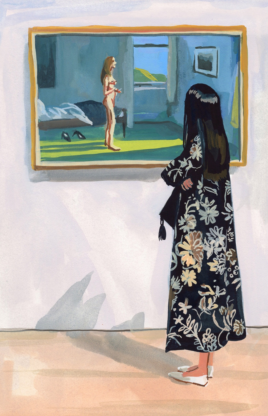 SOI 61 2018 - ARTIST: Jenny KroikTITLE: Hopper [Series, 6 of 6]