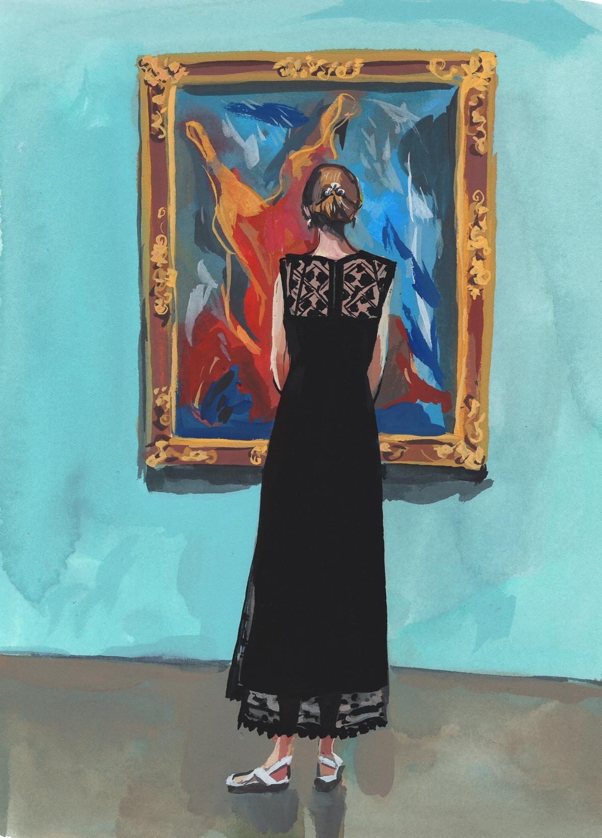 SOI 61 2018 - ARTIST: Jenny KroikTITLE: Soutine [Series, 5 of 6]
