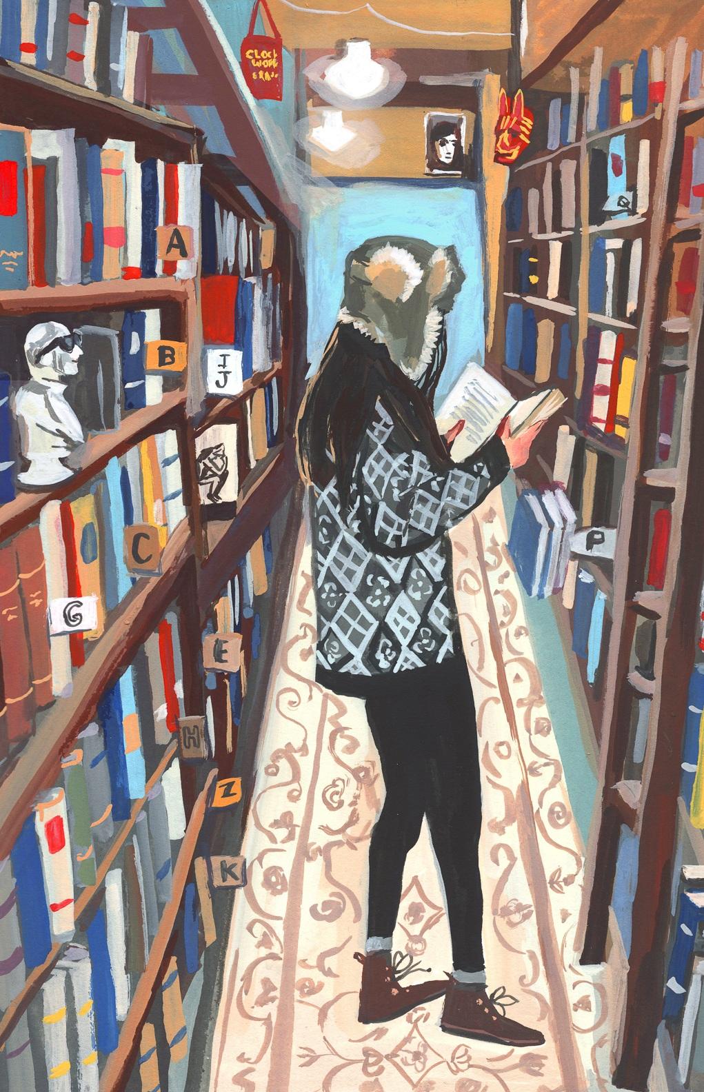 CA 60 2019, SOI 61 2018 - ARTIST: Jenny KroikTITLE: Westsider [Series, 6 of 7]