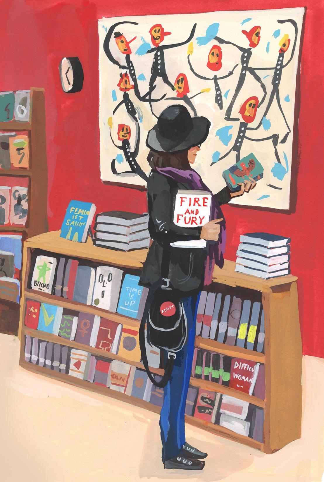 CA 60 2019, SOI 61 2018 - ARTIST: Jenny KroikTITLE: Feminist [Series, 3 of 7]
