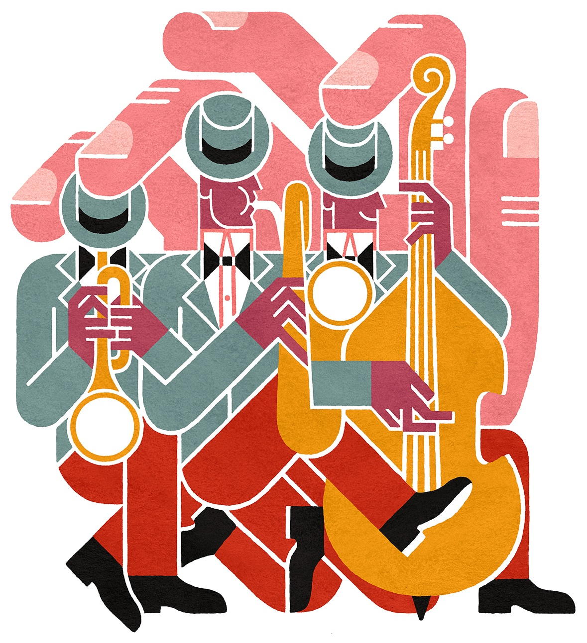 NJPC 2012 - ARTIST: Carlos ArrojoTITLE: Jazz Hand