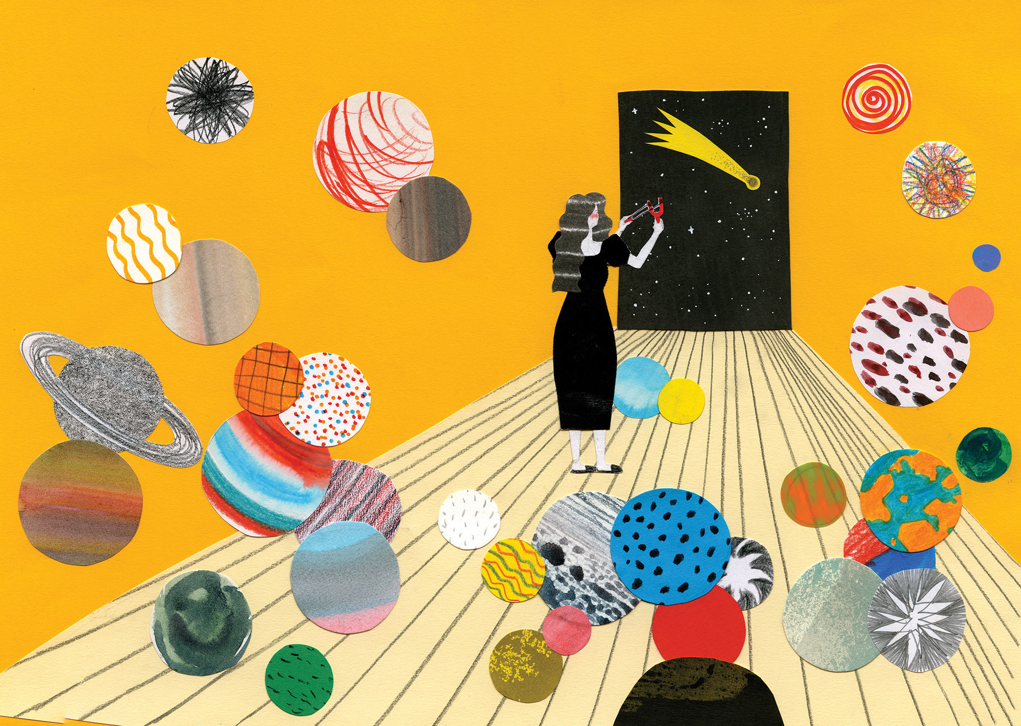 AI 33 2014, SOI 56 2013 - ARTIST: Hye Jin ChungTITLE: Planet Collector