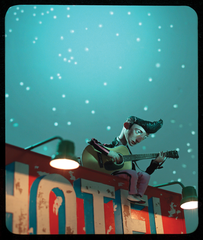 CA 60 2019 - ARTIST: Red Nose StudioTITLE: Elvis is King! [5 of 5]CLIENT: Schwartz & Wade