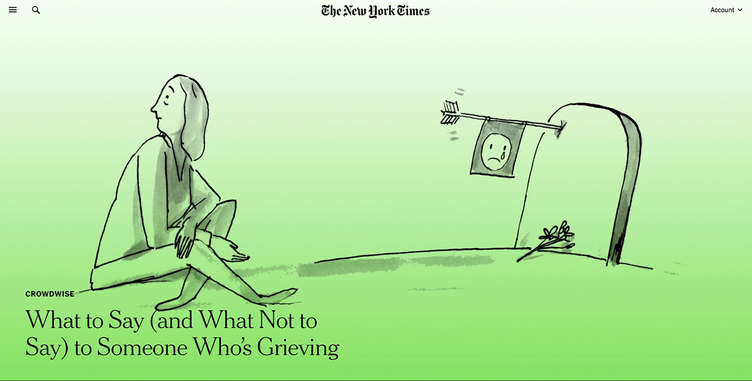 Grief - The New York Times
