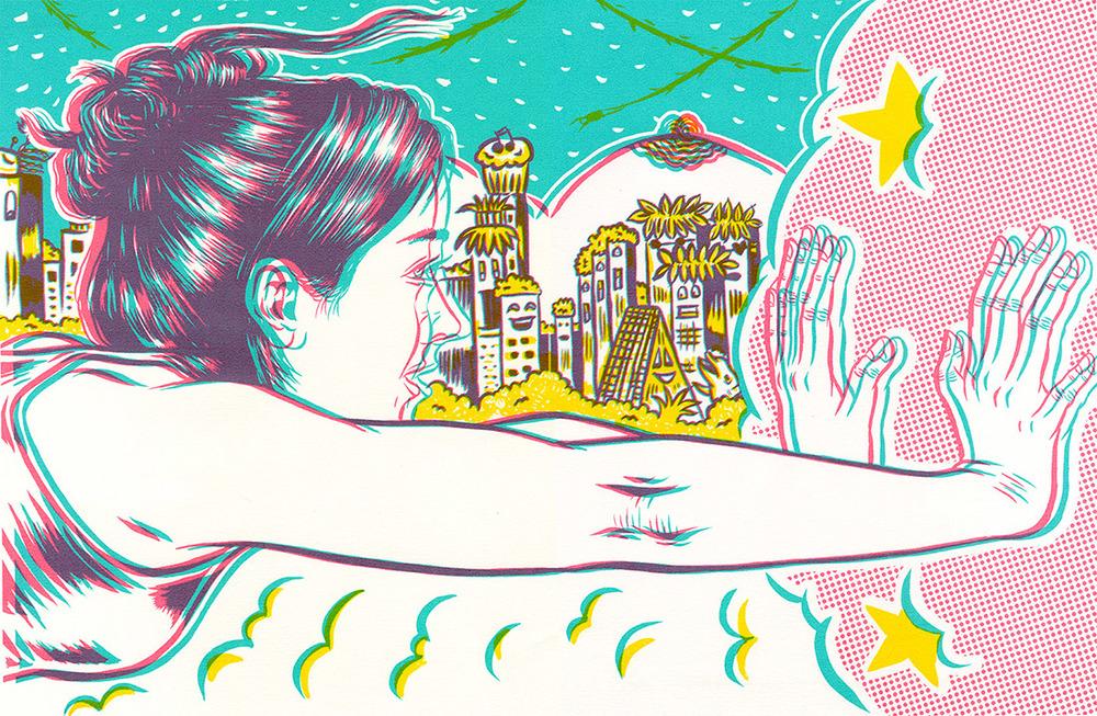 AI 35 2016 - ARTIST: Jungyeon RohTITLE: Urban Jungle [3 of 5]