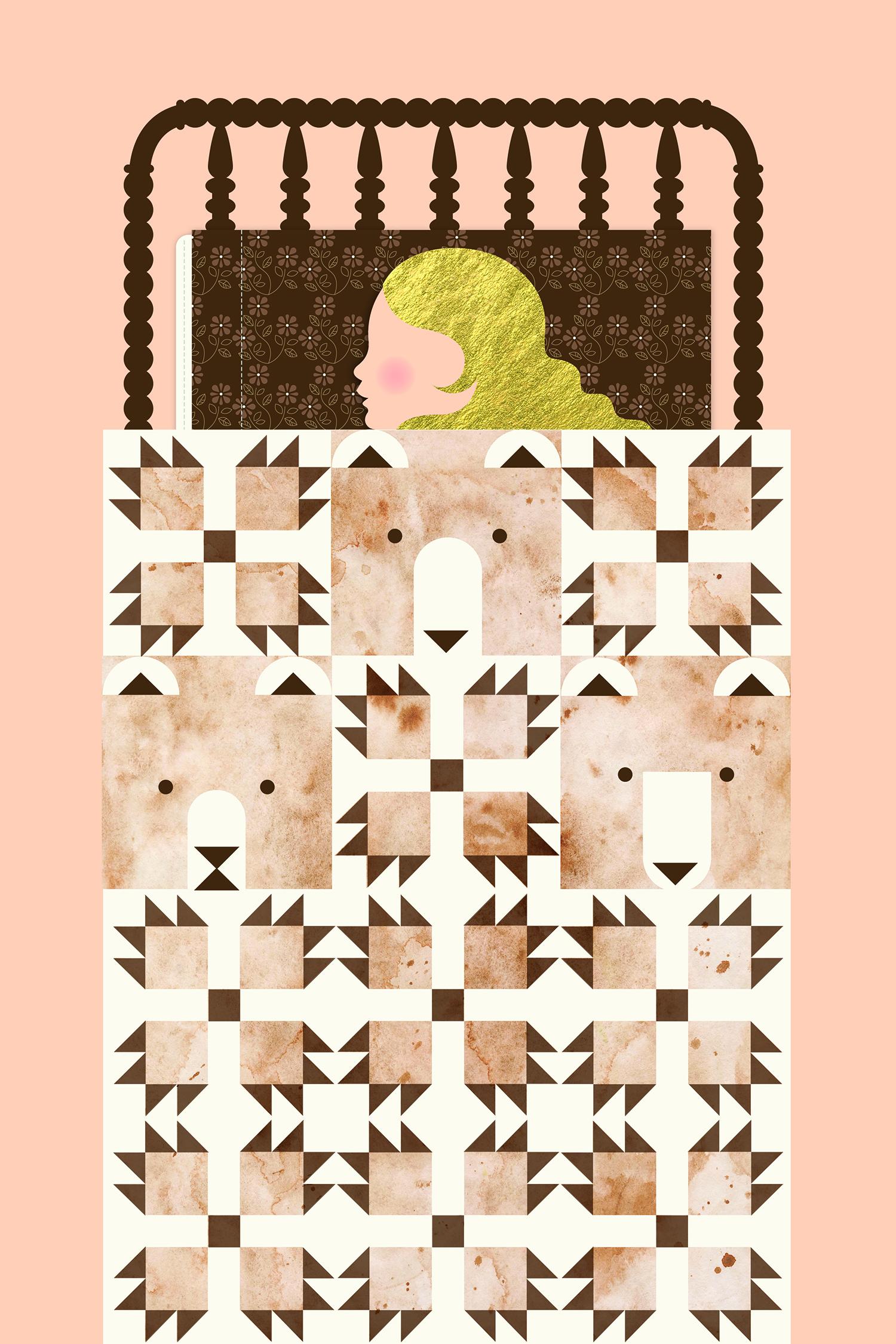 SOI 58 2015 - ARTIST: Eleanor GroschTITLE: Fairy Tale Series [1 of 6]