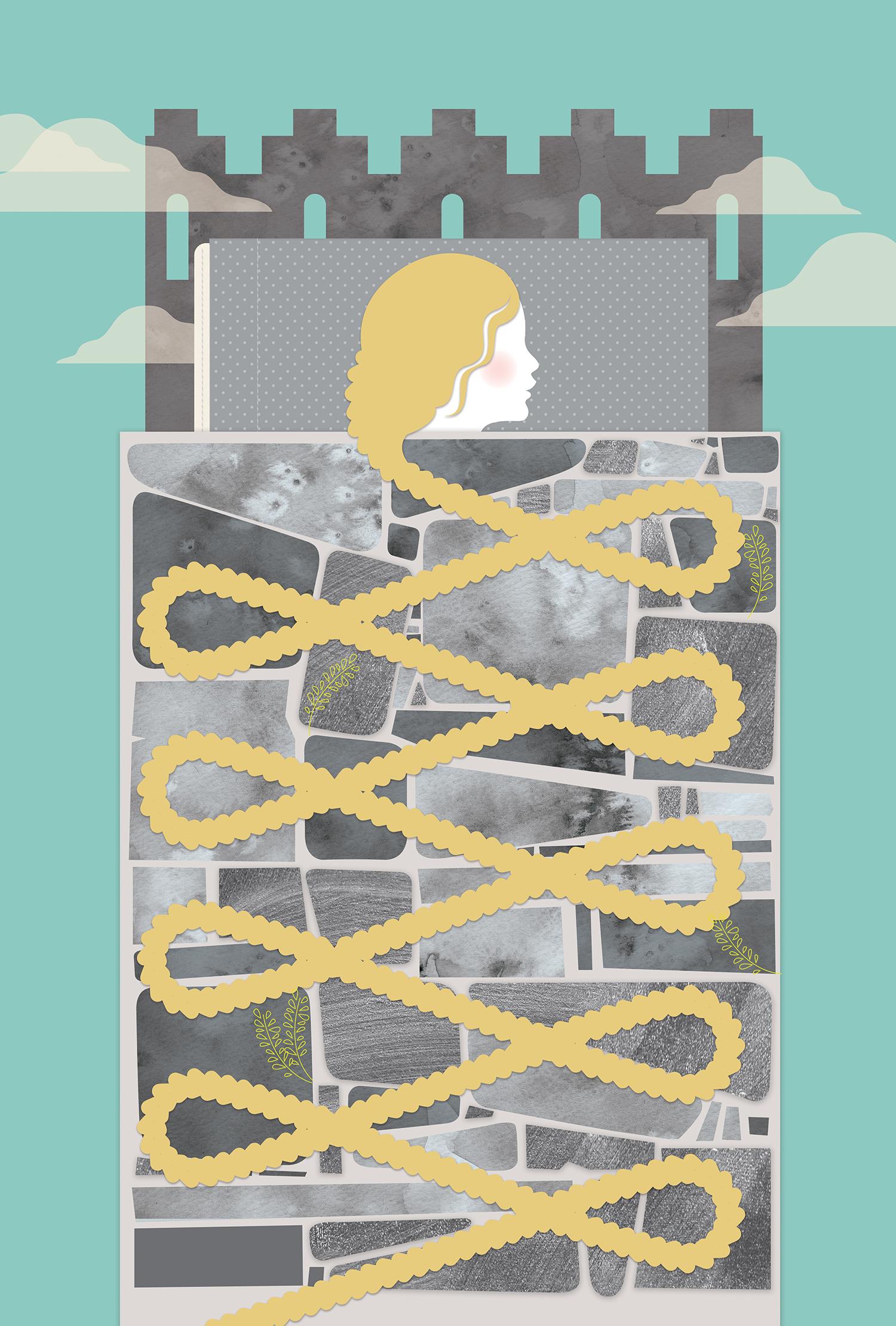 SOI 58 2015 - ARTIST: Eleanor GroschTITLE: Fairy Tale Series [4 of 6]