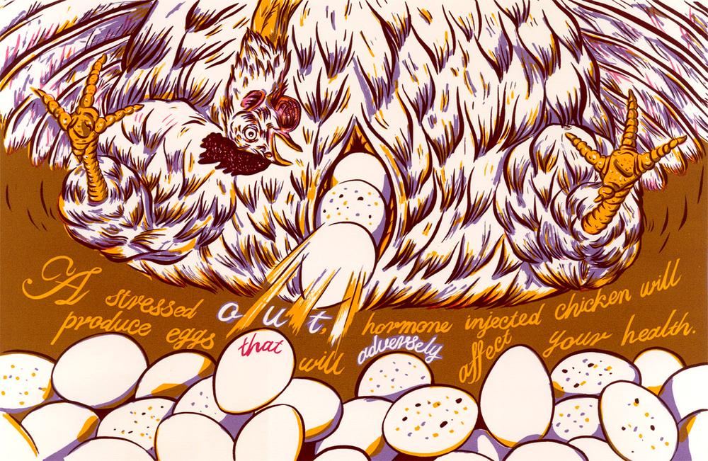 ADC 91 2012 Bronze, SOI 54 2011 - ARTIST: Jungyeon RohTITLE: H.O.T. [7 of 18]