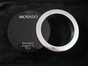 MOVADO 2010 - ARTIST: Jungyeon RohAWARD: Future Legends