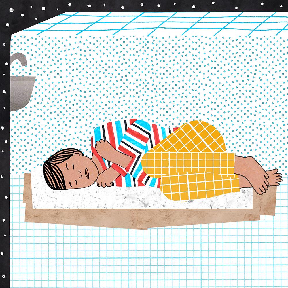 AI 38 2019, CA 60 2019 - ARTIST: Manon de JongTITLE: IceboxCLIENT: End Child Detention