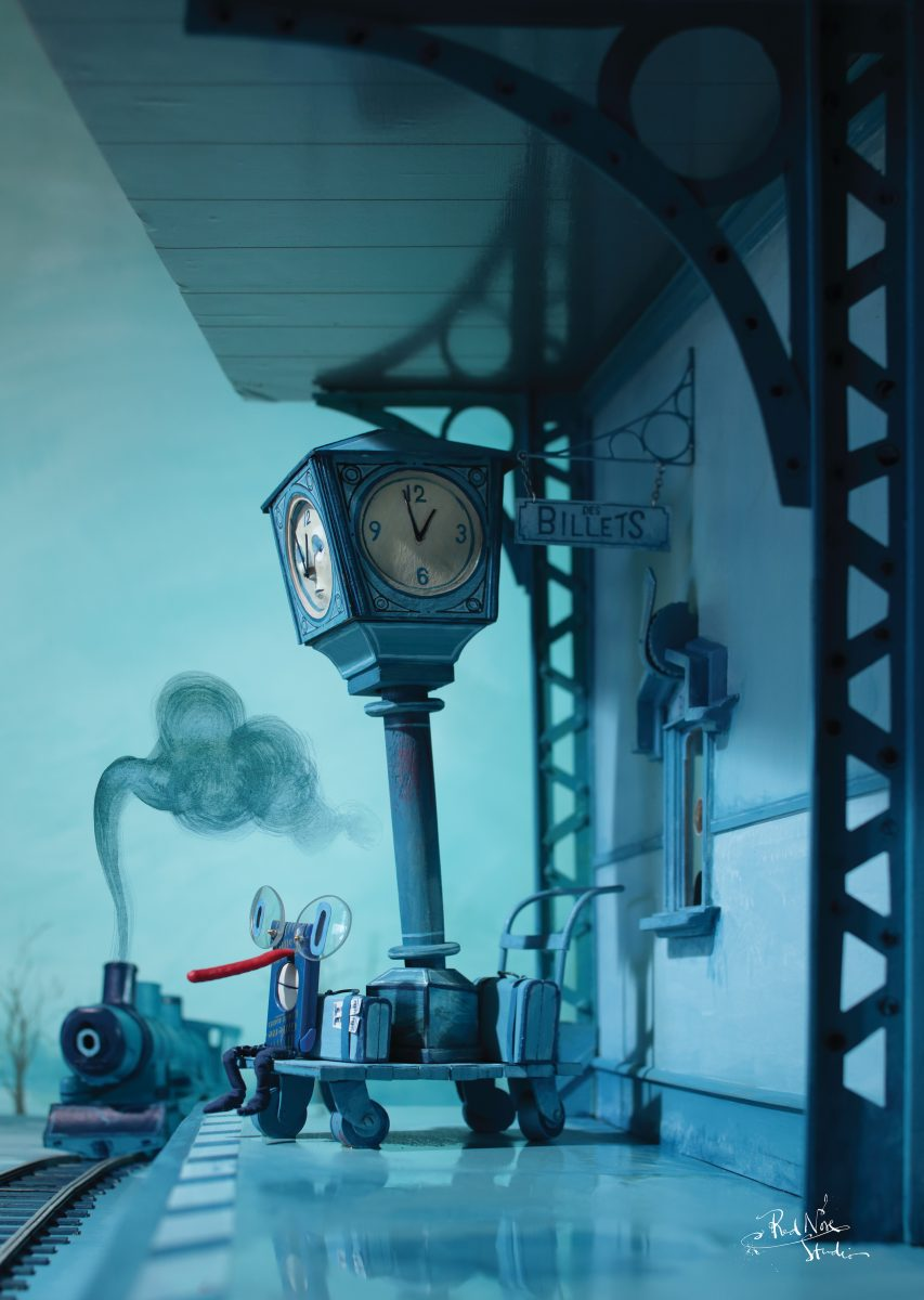 ADC 2019, WIA Shortlist 2019, SOI 61 2018 - ARTIST: Red Nose StudioTITLE: Time Pieces [8 of 8]