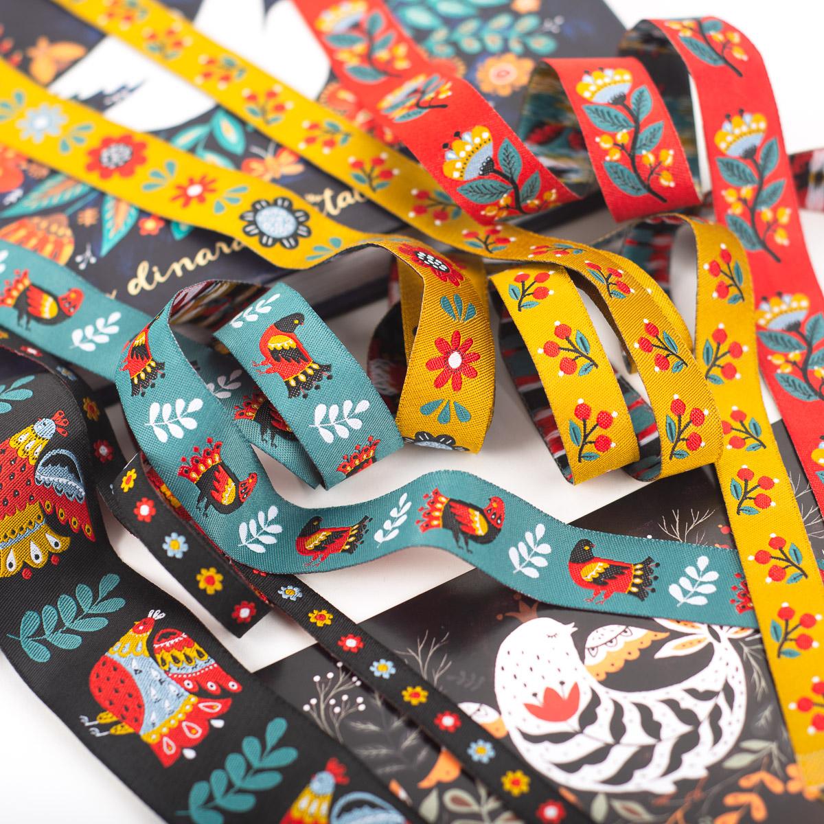 Designer Pack - Renaissance Ribbons
